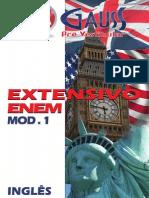Inglês Extensivo Para o ENEM