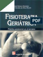 Fisioterapia Geriatrica - Rubens & Da Silva (Esp.)