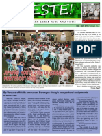 ESTE NEWS (May/June 2015 Issue)