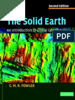 The Solid Earth (La Tierra Solida)