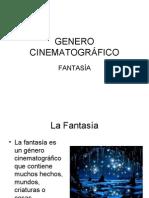 GENERO CINEMATOGRÁFICO