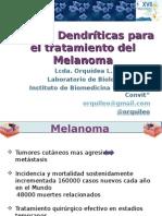 Células Dendríticas Para El Tratamiento Del Melanoma OL Rodríguez