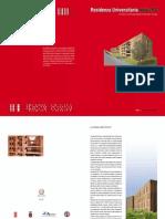 Brochure - Residenza Universitaria - VZL+