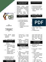 DM Leaflet keperawatan