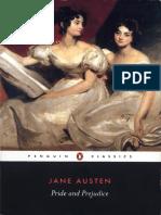 Pride and Prejudice Jane Austen Vivien Jones Tony Tanner
