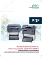 Catálogo Kyocera 1025