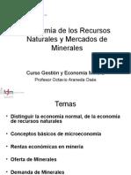Economia Recursos Naturales