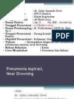 Presentasi Pneumonia Aspirasi