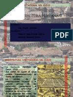 Arquitectura habitacional en la region Cuzco