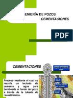 Ing. de Cementacion en Pozos