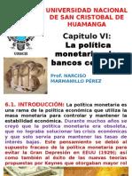 La Política Monetaria y Los Bancos Centrales