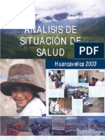ASIS Huancavelica 2003