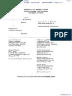 NetJumper Sofware L. L. C. v. Google, Incorporated - Document No. 97