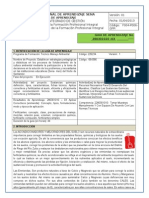 Guia 03 Aplicar Correctivos Concepto, Tipos, Formulaciones, Modo y Época de Aplicación.