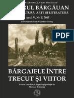 Anuar Bârgăuan, Anul V, Nr. 5 2015