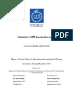 Optimization of STM