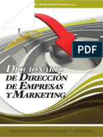DICCIONARIO DE DIRECCIÓN DE EMPRESAS Y MARKETING Director