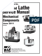 HAAS 96-0283D English Mechanical Service Manual