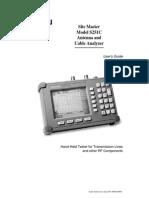 ANRITSU S251C USER.pdf