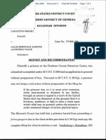 Wright v. Galin Mortgage Lending et al - Document No. 3