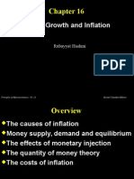 money growth  Inflation.ppt