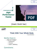 Slides-partial Creating and Sustaining Hp Teams Overheads