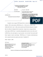 CNG Financial Corporation v. Google Inc - Document No. 28