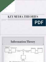 Key Media Theories
