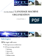 Ch3 - AL Machine Organization