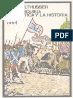 Althusser, Louis - Montesquieu La politica y la historia Ed. Ariel 1974.pdf
