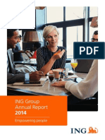 ING Group Annual Report 2014