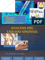 3) Liquido Sinovial, Seminal, Genital, Amniótico, Pleural, Peritoneal