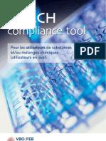 REACH compliance tool pour les utilisateurs de substances et/ou mélanges chimiques (utilisateurs en aval)