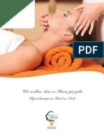 Hip Preisliste Physiotherapie 2010