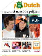 The Daily Dutch #8 uit Vancouver | 18/02/10