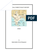 national forest policy review-india