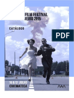 2015 Uranium Film Festival Rio de Janeiro Catalogo - Web