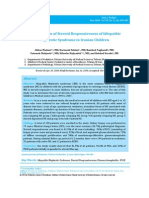 An Estimation of Steroid Responsiveness of Idiopathic