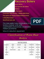 Waste Heat Boiler part 1