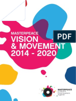 MasterPeace Vision Paper 2014 2020 2