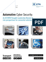 Automotive Cyber Security - Report by the IET