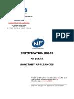 Reguli certificare nf