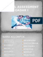 Ppt Anitial Asesment Jadii