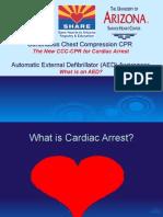 CCC CPR AED Community Training Generic
