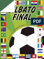 Noticia URGENTE Copa Mundial FIFA 2014