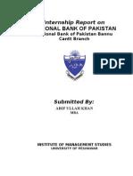 NBP Report