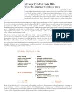 Istraživanje TOMAS Ljeto 2014