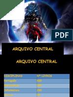 Arquivo Central