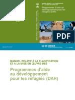 Aide Au Developpement Pour Refugies