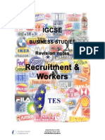 Recruitment & Workers Revision notes.pdf